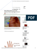 Marriage Line in Palmistry_ 15 Facts Th..