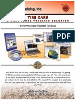 VISTA Tire Care Brochure