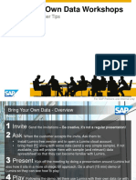 3 - SAP Lumira - BYOD Event - Guidelines and trainer tips.pdf