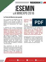Post Web MINExpo 2016 (1)