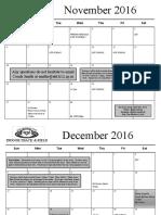 calendar winter 16-17