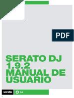 serato Dj 1.9.2 - Manual de Usuario