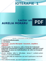 Curs Psihoterapie - PPT