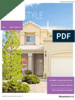 Albuquerque Journal Homestyle 01/06/2017