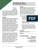 SB 12 Factsheet