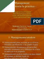 Management Romana