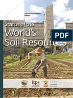 Status of Soil Resourses