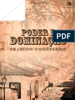 E-Book-Poder e Dominação Em Chegou o Governador