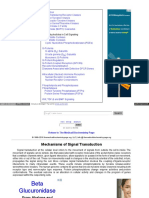 Medical Biochemistry  Org Signal Transduction Php