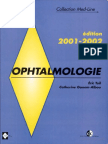 Collection Med-line Ophtalmologie