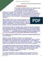 BioProgramacion - Ignacio Gonzalez de Arriba Se Jubila