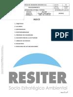 OP-RMIN_SPC_AG-04 Reparación de Fitting y Piping