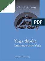 Iyengar Bellur Krishnamachar Sundararaja - Yoga dipika.pdf