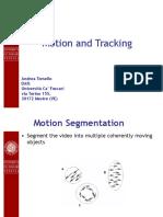 13-Motion and Tacking