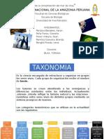 Taxonomia Evolutiva