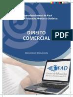 Livro Texto Direito Comercial