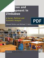 Education and Development in Zimbabwe