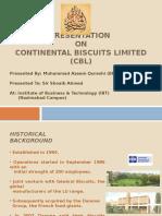 continentalbiscuitslimitedcblpakistan-130703140619-phpapp02
