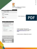 Manual Configuracion de Correo en Telefono