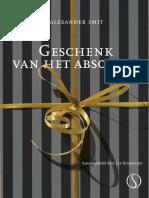Alexander Smit - Geschenk van het Absolute