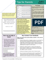 m3 - rational numbers  tip sheet