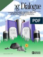 Analog Dialogue - Volume31-Number2