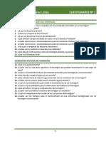 CUESTIONARIO Nº 1 - Comportamiento Estructural Del Hormigón (1)