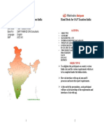 Hand Book SAP Taxation India