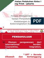 Tugas Presentasi KKP Periode 10-12 Agustus 2015