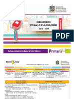 PLANEACIÓN SEGUNDO GRADO TERCER BLOQUE.doc