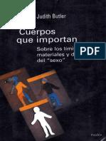 BUTLER, Judith. Cuerpos que importan.pdf