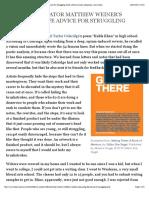 """""""Mad Men"""" Creator Matthew Weiner's"""