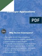 Conveyor Applications