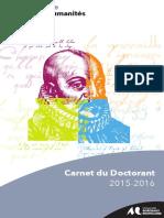 2015-2016 Carnet Doctorant Web