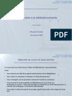 bibliothéconomie1