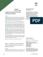Eficacia del paracetamol%0Aintravenoso para el cierre del%0Aconducto arterioso en recién%0Anacidos prematuros.pdf