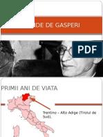 ALCIDE DE GASPERI.ppsx