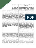 Decision-making in the Adolescent Brain - Traducción