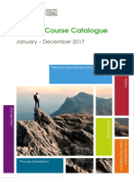 IChemE Course Catalogue 2017