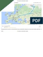 Omsk, Regiunea Omsk, Rusia Către Salekhard - Google Maps