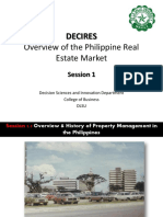1.0 Overview of Real Estate in the Philippines_upl
