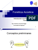 Fonética acústica