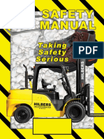 Hilbers Safety Manual June 2015