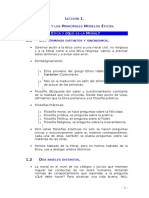 Deaontologia Profesional Apuntes Del Libro