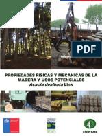 Propiedades Físicas y Mecanicas de La Madera y Usos Potenciales