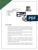 Proctor - ensayo