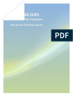 Speaking Cues - 55 Speaking Part 2 Questions