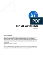 data sheet esp-12e.pdf