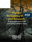 Migrant Smuggling Report by OIM