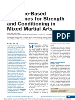 Fitness - Training - Artículo - Evidence based guidelines for strength and conditioning in MMA.pdf
